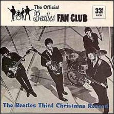 The Beatles third Christmas record